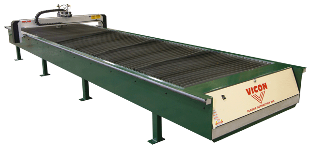 HVAC 520 Plasma Cutting Table